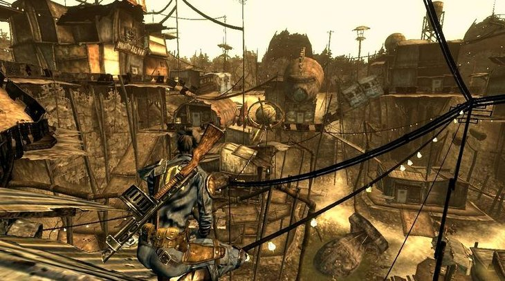 jeu vidéo effondrement Conférence Fallout