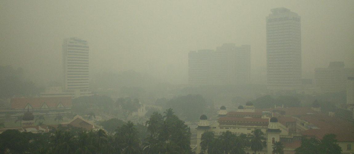 pollution air criminalité délinquance