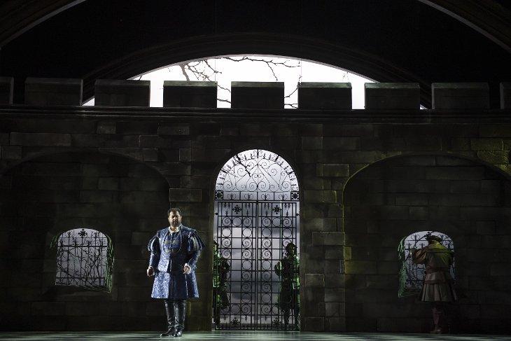 Anna Bolena Donizetti Opéra Royal