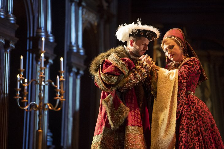 Henri VIII Donizetti Opéra