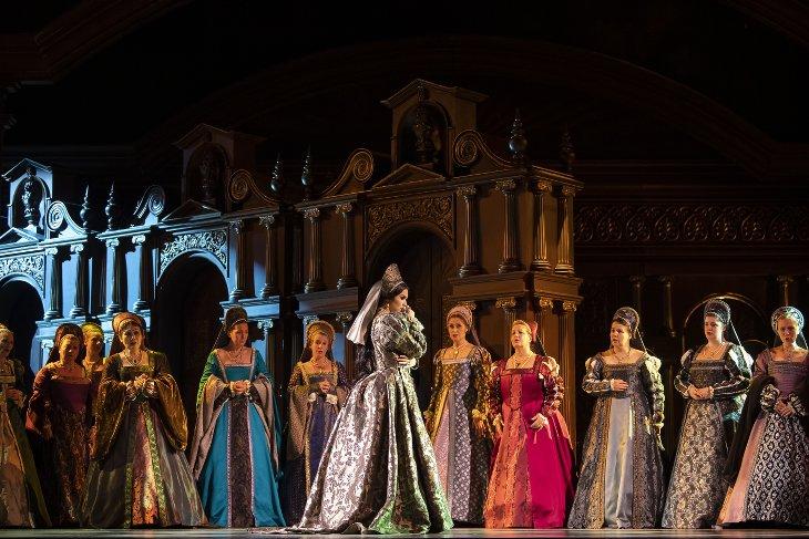 Anne Boleyn Donizetti