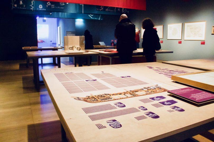 Exposition Tromelin, l'île des esclaves oubliés, au musée de l'Homme à Paris