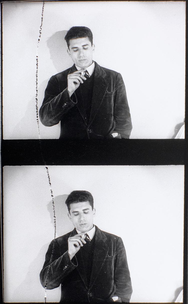 Isou Traité de bave et d'éternité Centre Pompidou