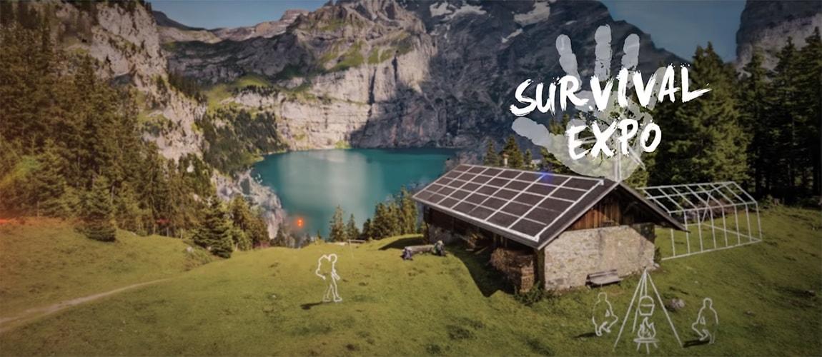 Salon du Survivalisme 2019