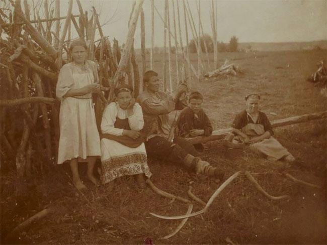 Communautés russie histoire