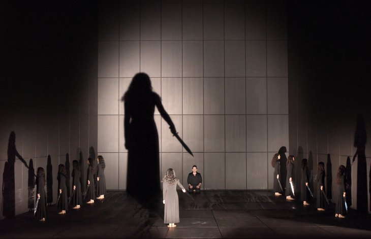 Iphigénie opéra Gluck