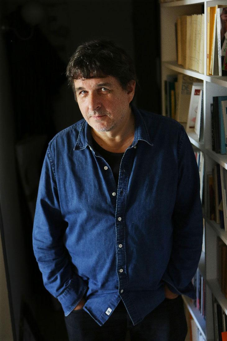 Frédéric Pajak Portrait