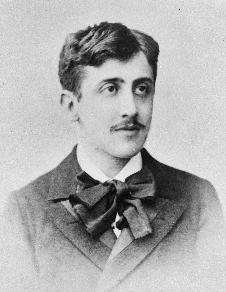 Marcel Proust Guy Debord