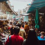 Bangkok street food menacee home