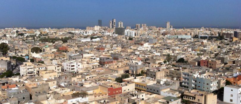 Tripoli Libye Aide internationale