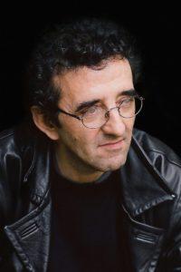 Portrait Roberto Bolaño.