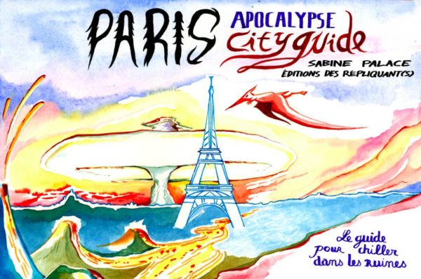 Paris Apocalypse City Guide Cover grand