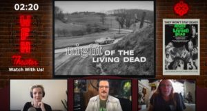Nuit morts-vivants commentaire Greg Nicotero