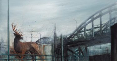 Série peintures de Regis Lagoeyte