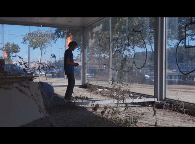 Court métrage Casa de vidro de Filipe Martins