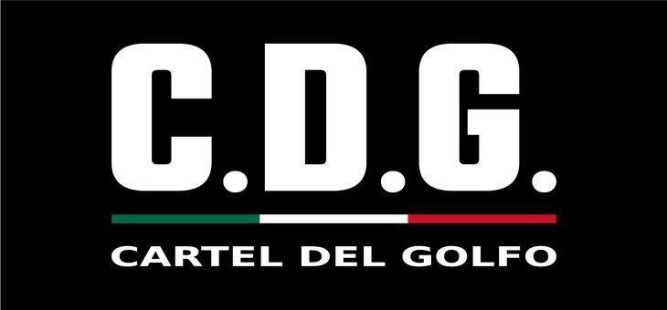 Coronavirus mafia logo cartel golfo