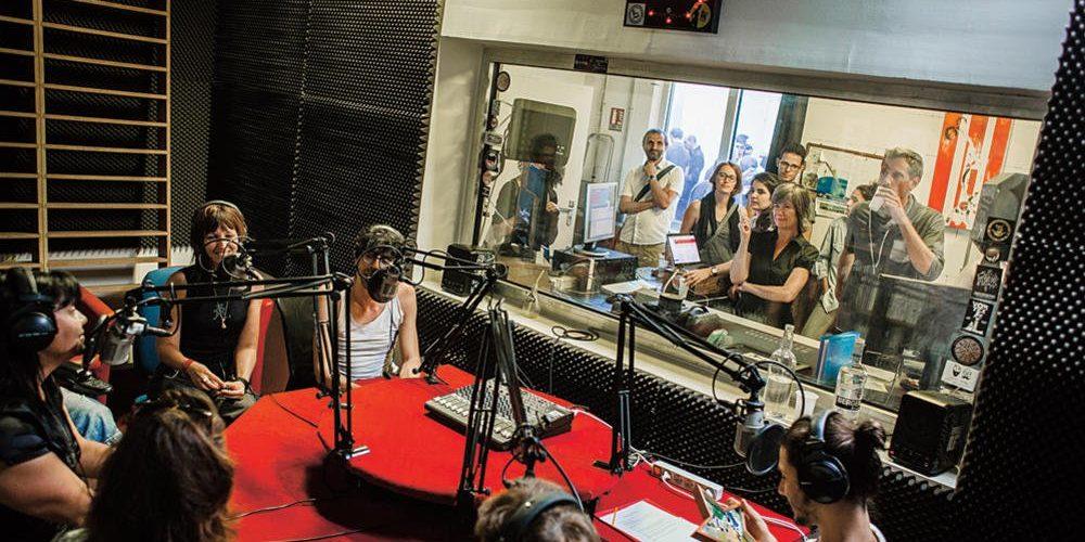 Radio Grenouille Interview Jérôme Matéo