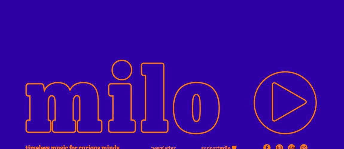 Logo radio milo