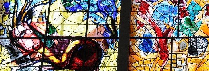 vitraux marc chagall israel