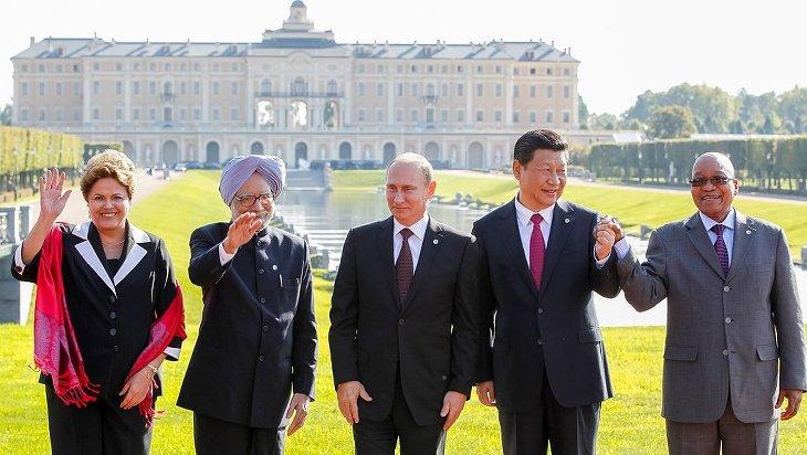 Mongolie Géopolitique Brics