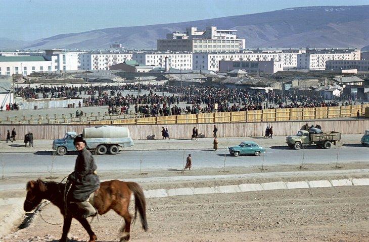 Mongolie Géopolitique Ulan Bator