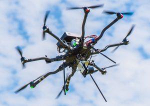 Midas Drone Boeing