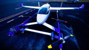 Boeing PAV avion autonome