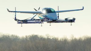 Boeing PAV avion passagers