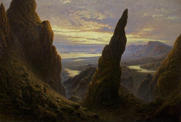Livres surnaturel confinement paysage
