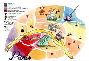 GUide PostAP Paris Plan