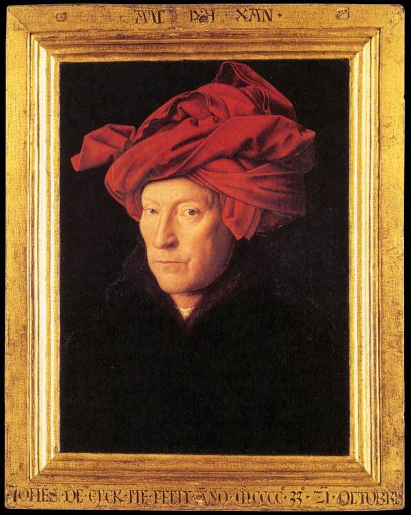 Strabisme Peinture Van Eyck