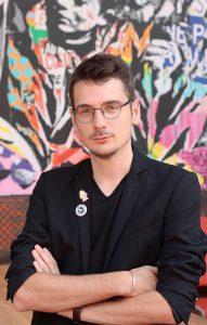 Antoine Epondyle Cosmos Orbus