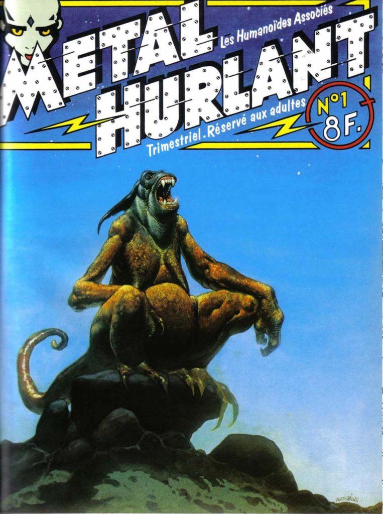 Métal Hurlant 1 1975
