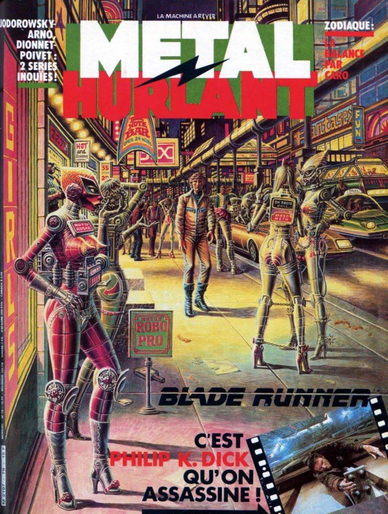Métal Hurlant Blade Runner